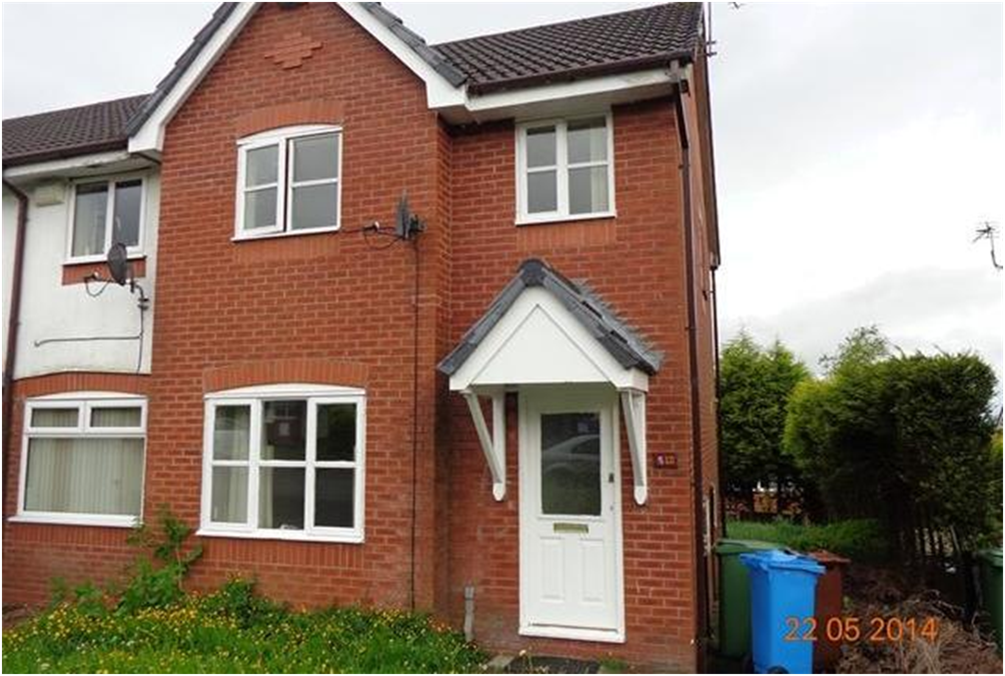 3 bed property for rent in Oldham