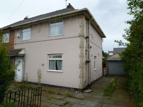 Rental property in Blackley Manchester