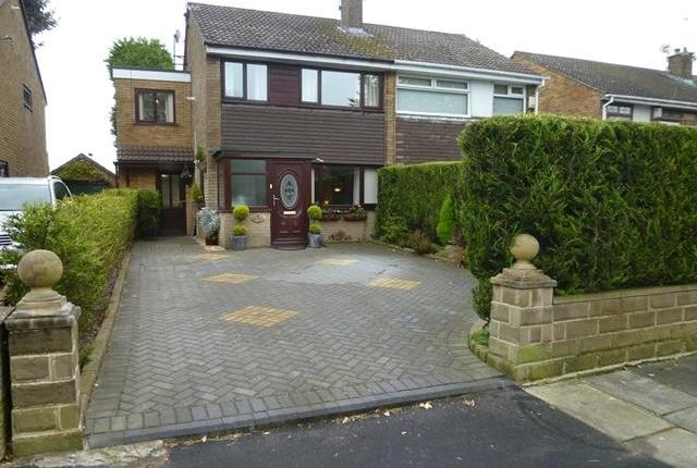 3 bed semi for sale in Arnold Drive.